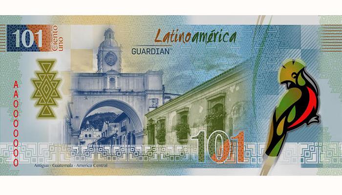 Diseñador de billetes ofrece taller gratuito en Guatemala