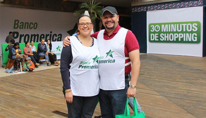 """Banco Promerica premia a sus clientes con """"El Shopping de tu Vida"""""""