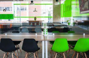 Nuevo espacio novedoso de Coworking llega a Plaza La Noria