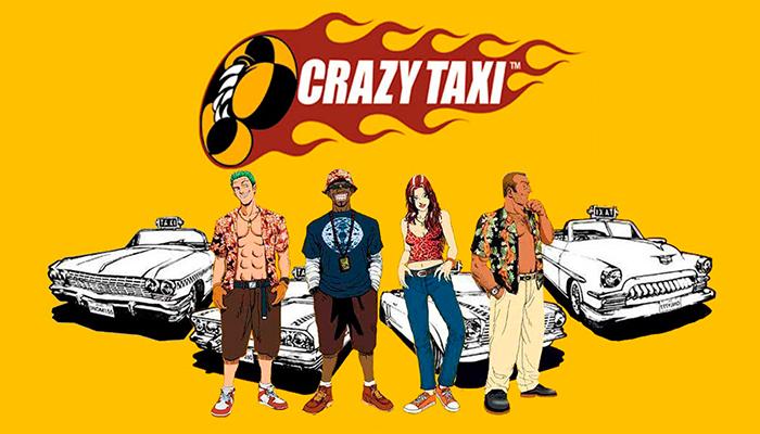 """El clásico juego de SEGA """"Crazy Taxi"""" llega gratis a los dispositivos móviles"""