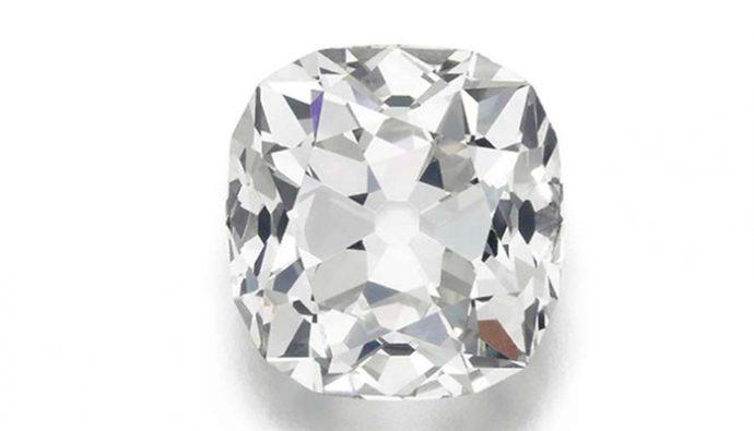 Un diamante comprado en un mercado es subastado
