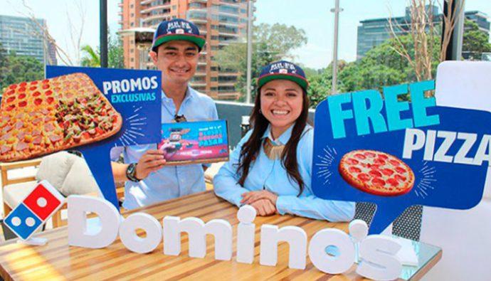 Domino's Pizza realiza innovadores cambios en su aplicación móvil