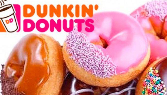 Celebra el Día Internacional de la Dona 2017 con Dunkin' Donuts