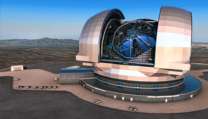 Se inicia construcción del mayor telescopio del mundo en Chile
