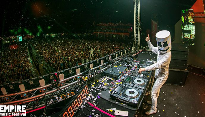 Video: Empire Music Festival lanza el Aftermovie del EMF 2017