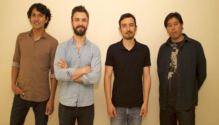 "La banda nacional ""Filoxera"" presentó su disco ""Collective Awakening"""