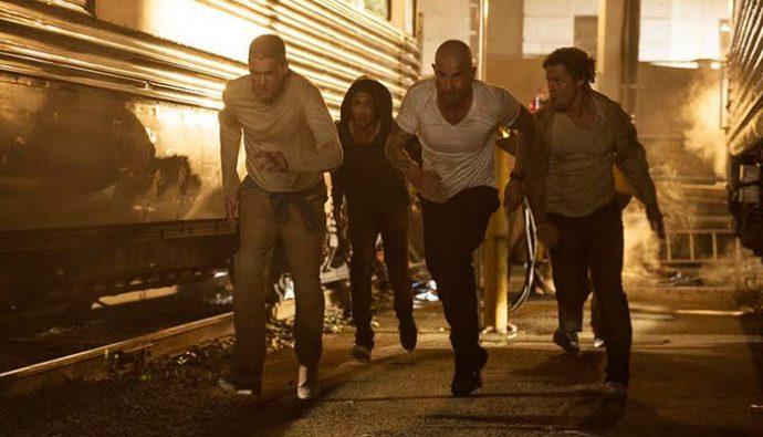 """Final de la quinta temporada de """"Prison Break"""" en Latinoamérica"""