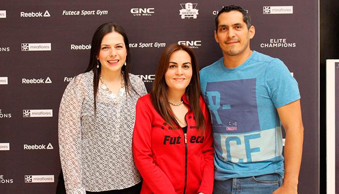 Llega a Miraflores una Competencia Fitness con los mejores atletas