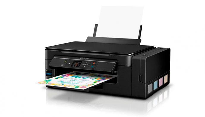 EPSON lanza impresora fotográfica sin cartuchos