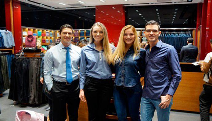 Pierre Cardin renueva su Boutique en Centro Comercial Portales