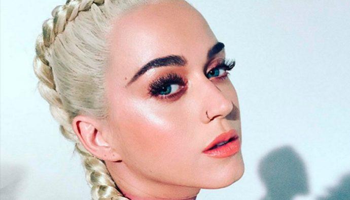 """Katy Perry lanza preventa de su nuevo álbum """"Witness"""""""