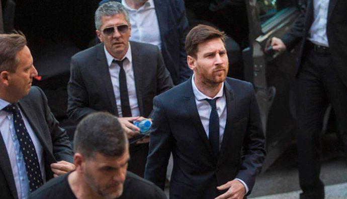 Tribunal Supremo ratifica condena de 21 meses de cárcel a Lionel Messi