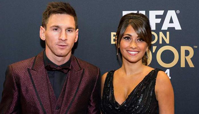 Lionel Messi y Antonella Roccuzzo revelan la fecha de su boda