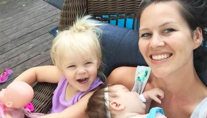 Video: Mamá revela su perspectiva de un día y cómo lo ve su hija pequeña
