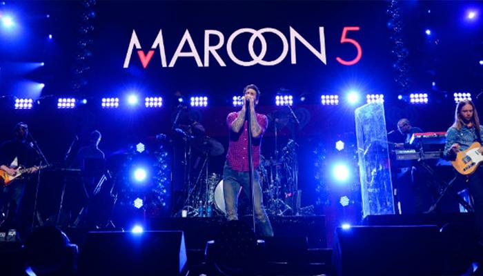 Concierto de Maroon 5 en Guatemala cambia de lugar
