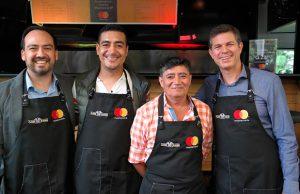 Mastercard impulsa el uso de pagos electrónicos en pequeños comercios