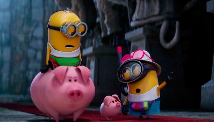 """Universal Pictures presenta el tercer tráiler de """"Mi Villano Favorito 3"""""""
