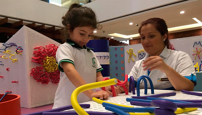 Miraflores crea el nuevo espacio para niños