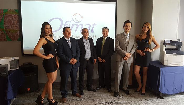 Ofimat presenta las nuevas soluciones de VersaLink y Smartbitt