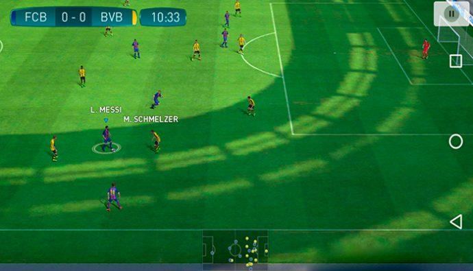 """El videojuego """"PES 2017"""" ya está disponible para iOS y Android"""