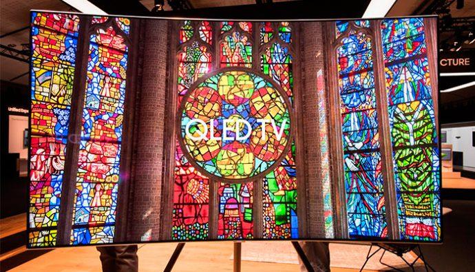 """Samsung lanza oficialmente en Guatemala su nueva """"QLED TV"""""""