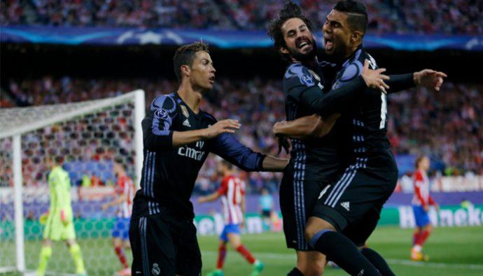 UEFA Champions League 2016/2017: Real Madrid llega nuevamente a la final