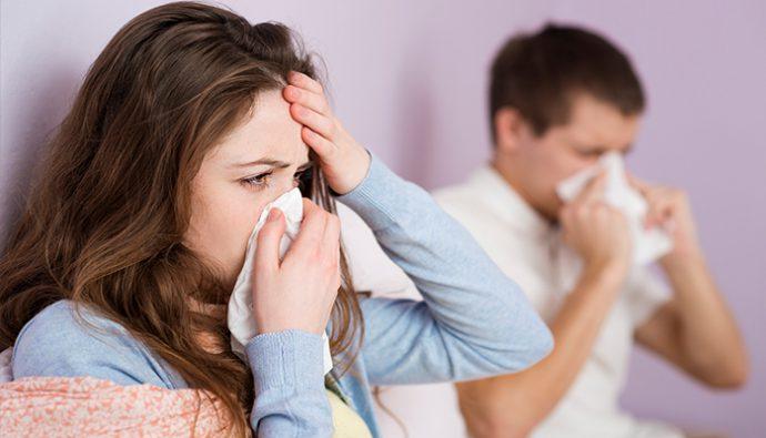 ¿Cuál es la diferencia entre el resfriado y la gripe?