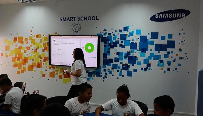 Programa Smart Skill de Samsung apoya a la educación de Guatemala