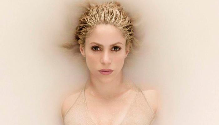 """Shakira lanzó su nuevo disco """"El Dorado"""" y ya es #1 en 27 países"""