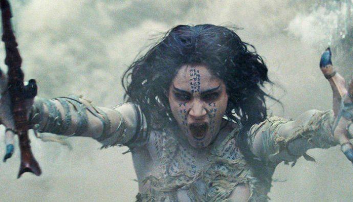 Universal Pictures revela escena de Tom Cruise peleando con La Momia