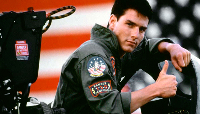 """Tom Cruise revela que participará en la segunda parte del clásico """"Top Gun"""""""