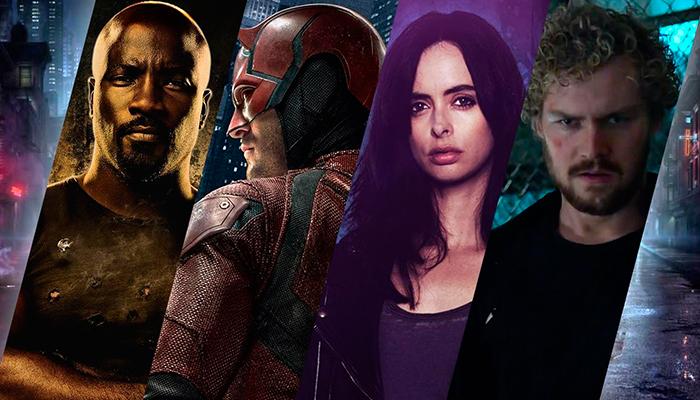 """Netflix y Marvel revelan el primer tráiler oficial de """"The Defenders"""""""