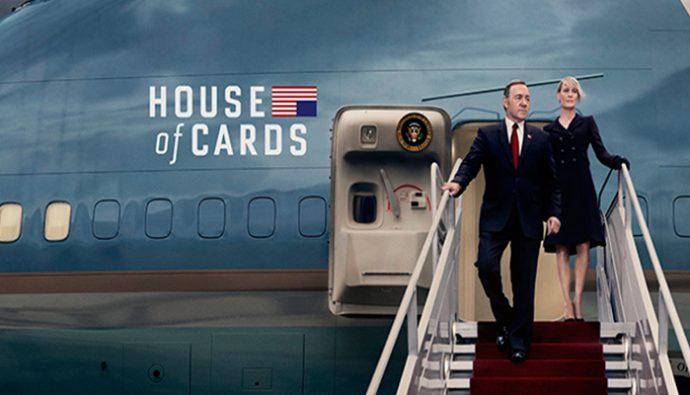 "Netflix revela el tráiler de la temporada 5 de ""House of Cards"""