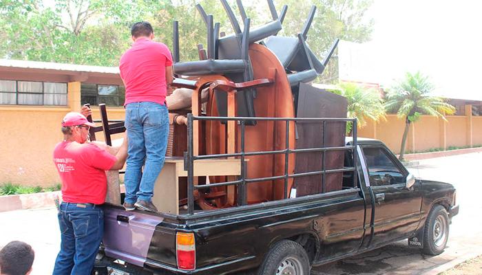Instituto neurol gico de guatemala con xito trueque de for Muebles de oficina kalea
