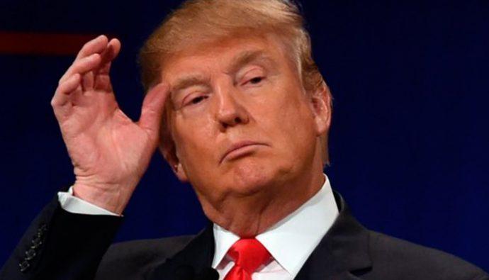 """Mexicano patenta papel higiénico """"Trump"""" en apoyo a inmigrantes"""