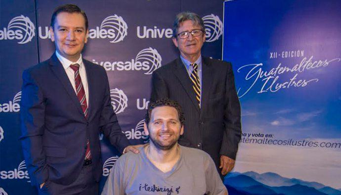 """Universales invita a nominar a los """"Guatemaltecos Ilustres 2017"""""""
