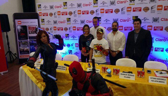 "Detalles de la quinta ""Xpo Comicon Guatemala"", mayo 2017"