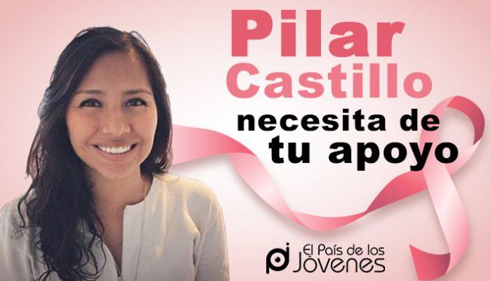 María del Pilar Castillo necesita de tu apoyo
