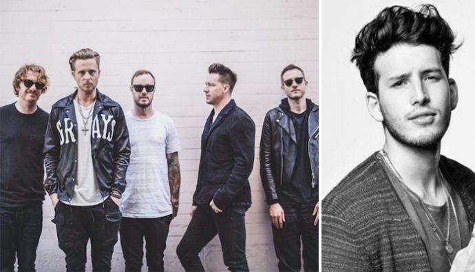 """OneRepublic y Sebastián Yatra lanzan nueva versión de """"No vacancy"""""""