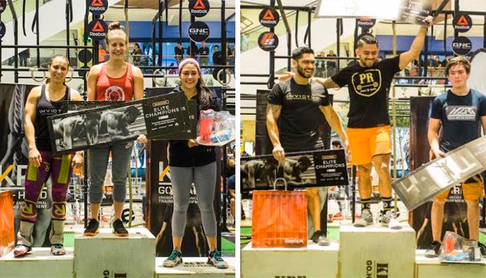 Se realizó la competencia de los mejores atletas fitness en Miraflores