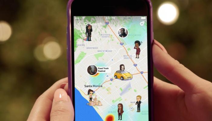 Snapchat sorprende con nueva función