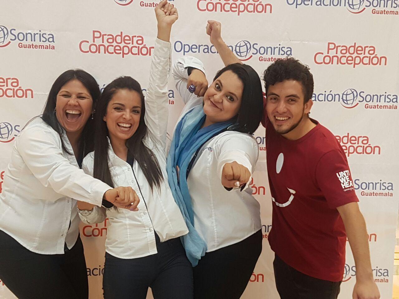 Staff Operación Sonrisa 2