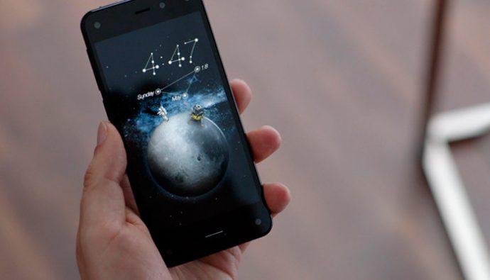 """Amazon trabaja en su nuevo Smartphone llamado """"Amazon Ice"""""""