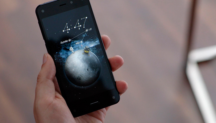 Amazon trabaja en su nuevo Smartphone llamado