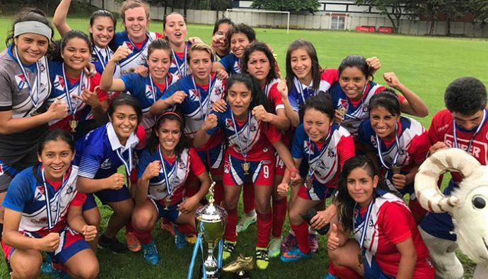 Deportivo Xela son las nuevas campeonas de la Liga de Fútbol Femenino