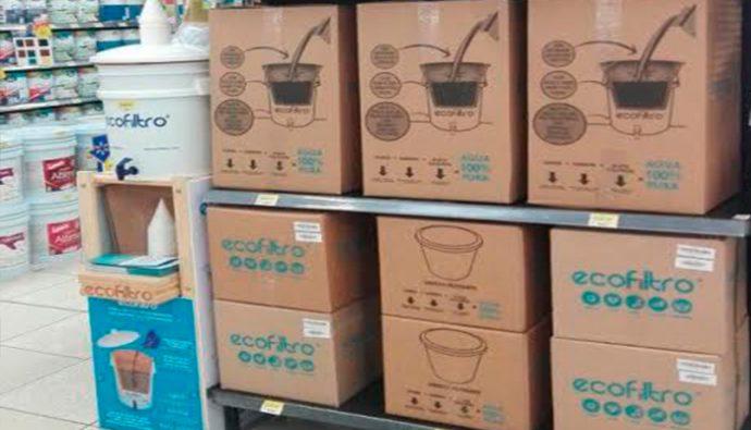 Walmart Roosevelt y Puerta Parada: nuevos distribuidores de Ecofiltro