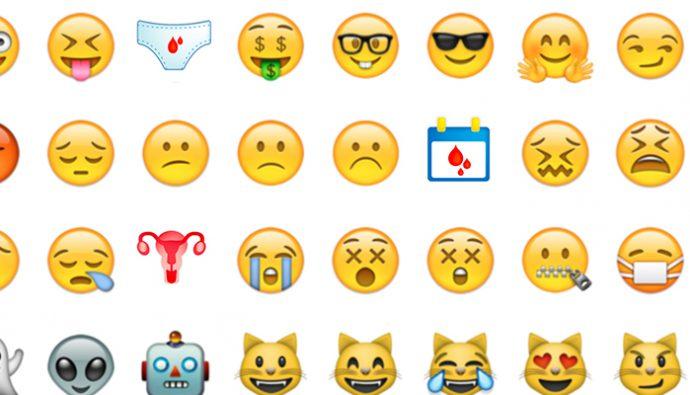 """Campaña australiana busca incluir un """"emoji menstrual"""""""