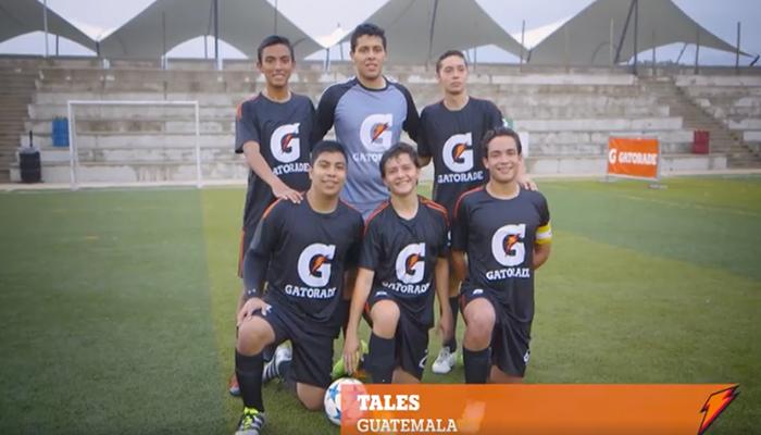 Guatemala participará en el torneo Gatorade5v5 en Londres