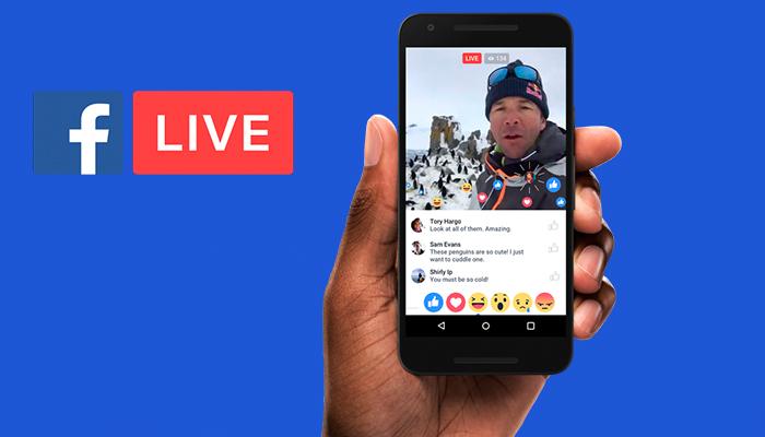 Facebook habilita la opción de subtítulos automáticos en transmisiones en vivo