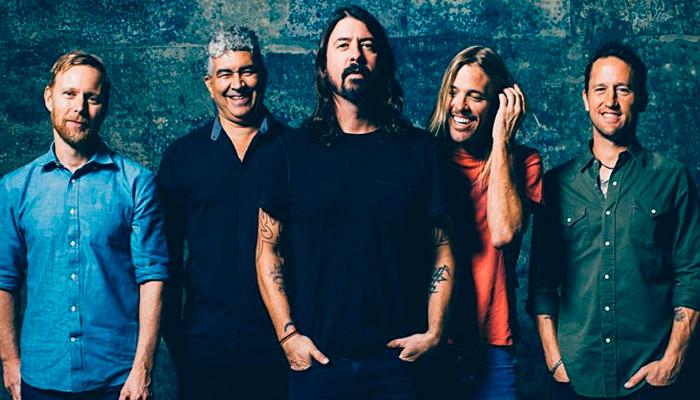 Foo Fighters presenta su más reciente videoclip